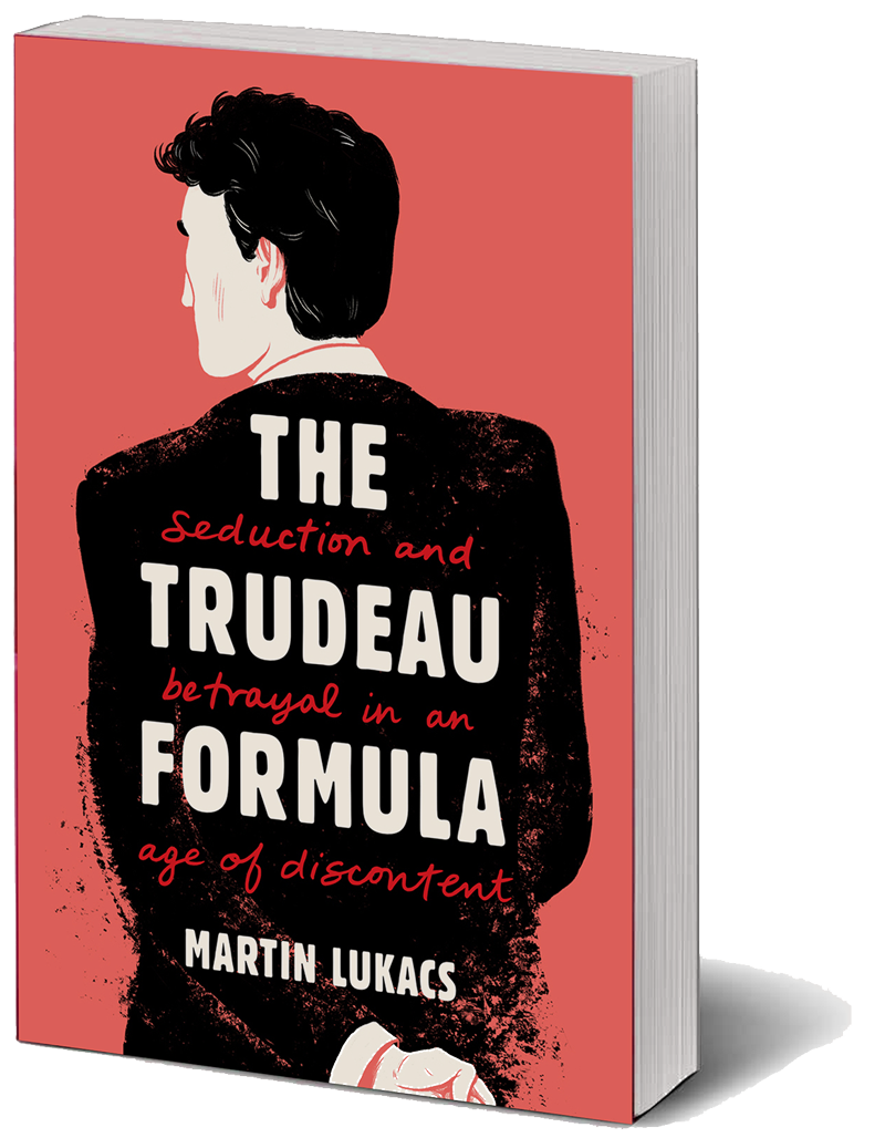 The Trudau Formula -- cover image